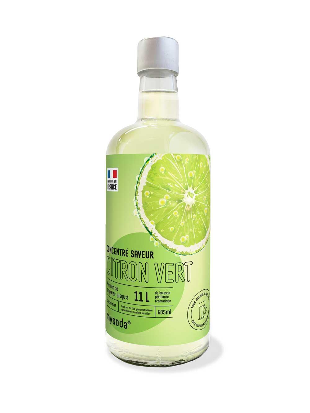 MySoda Limoen Smaak