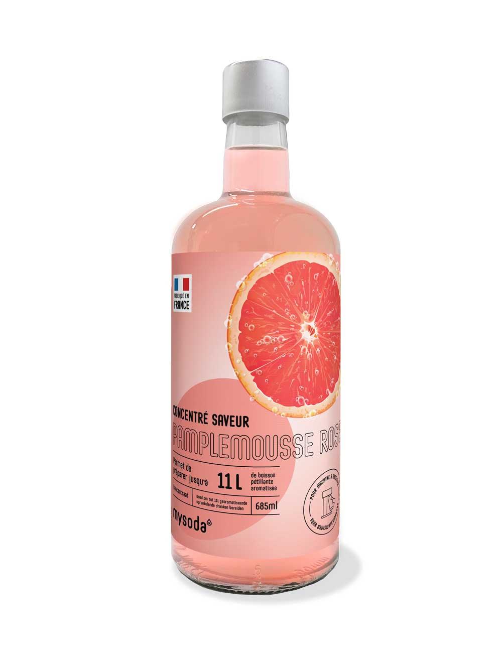 Mysoda Grapefruit Smaak