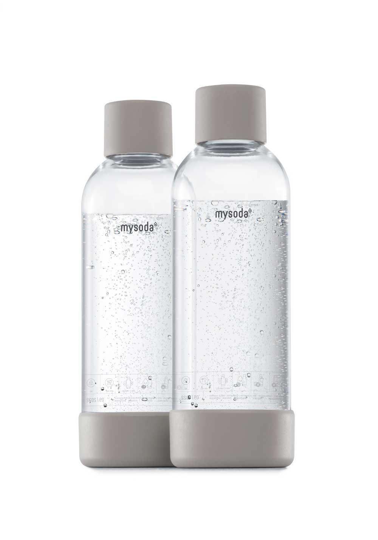Set van 2 flessen van 1 liter